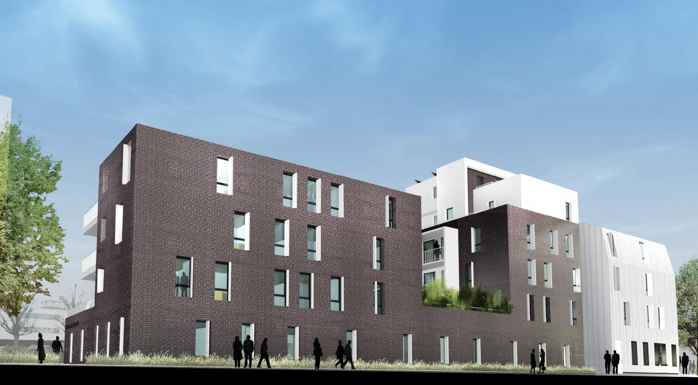 Edifira op ration rue d alger for Cctp architecte